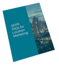 GDPR faqs about location marketing