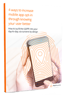 Whitepaper: Balance GDPR & Mobile Opt-in